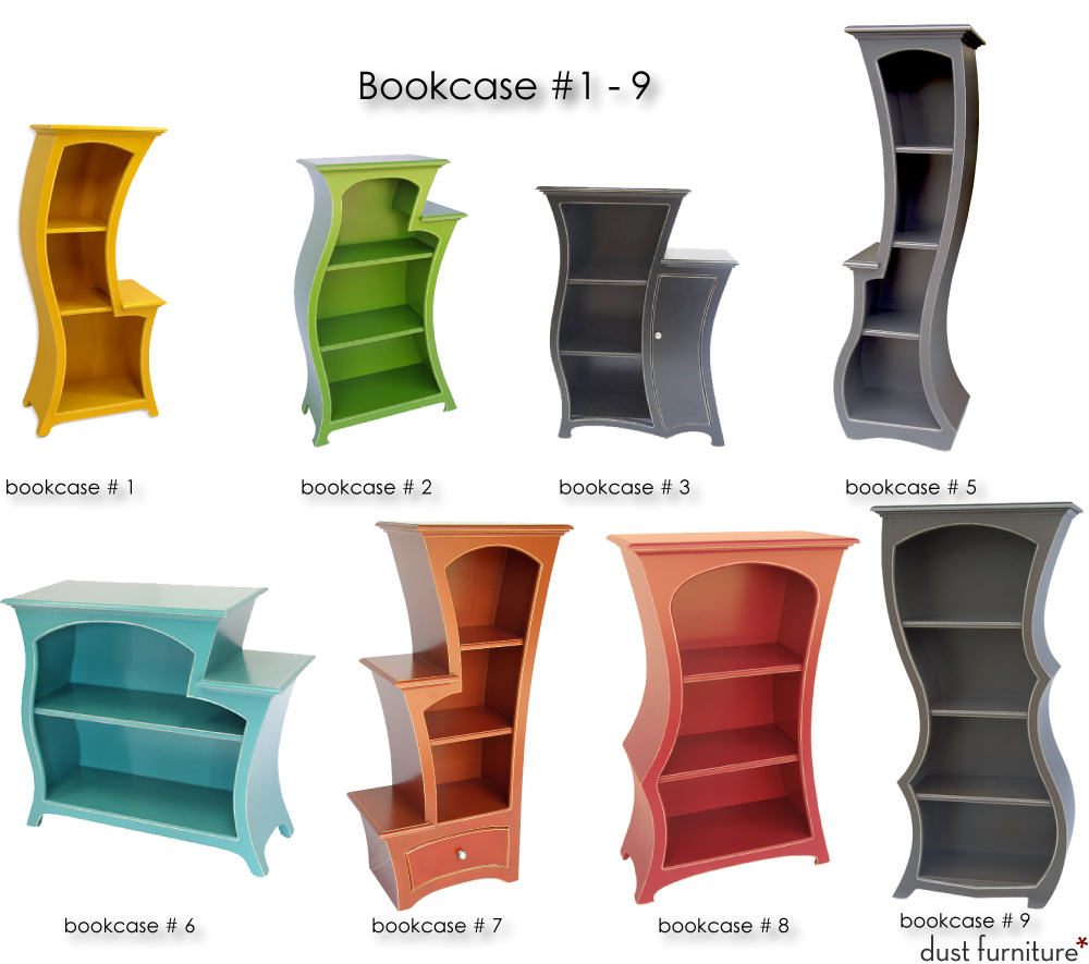 Bookcases 1   9